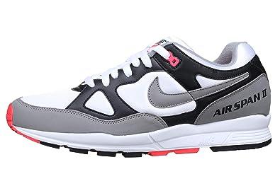 Nike Pour Air Blanc Chaussures 2 Noir Hommes Homme Span XiTulOPZwk