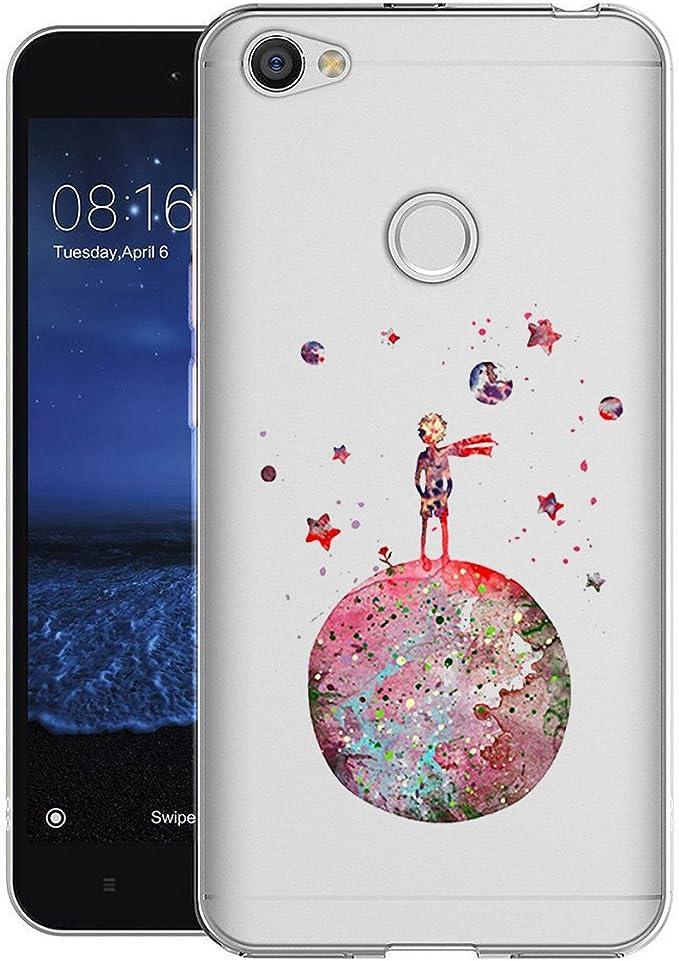 Caler Funda Compatible para Xiaomi Redmi Note 5A Case,Suave TPU ...