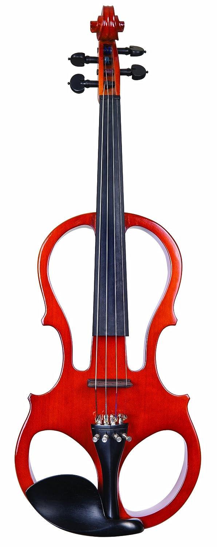 Antoni APEV44 - Violín eléctrico (tamaño 4/4): Amazon.es: Instrumentos musicales