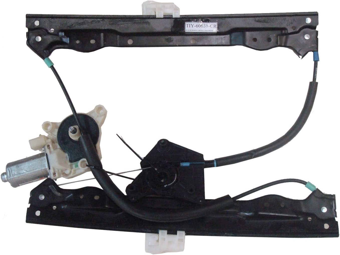 TYC 660628 Power Window Motor /& Regulator Assembly Front Left New