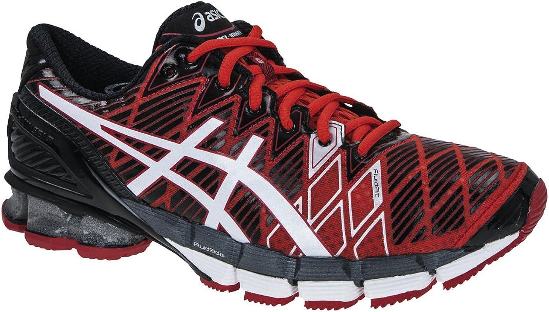 Asics - Zapatillas de Running para Hombre Rojo (Red): Amazon.es ...
