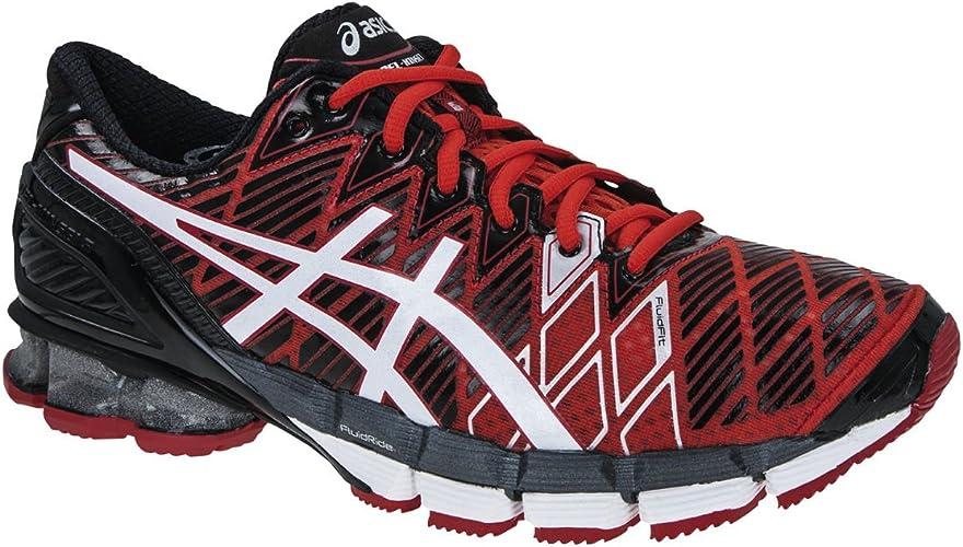 Asics - Zapatillas de Running para Hombre Rojo (Red): Amazon.es: Zapatos y complementos