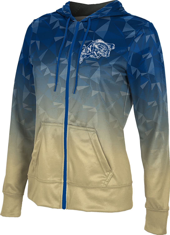 School Spirit Sweatshirt United States Naval Academy Girls Zipper Hoodie Maya