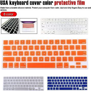 Película Protectora de Color Cubierta del Teclado del ...