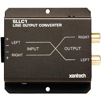 line output converter amazon