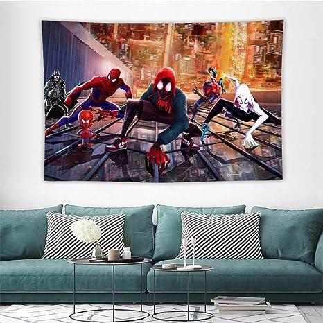 Marvel Comics Spider-Man New Custom Silk Poster Wall Decor