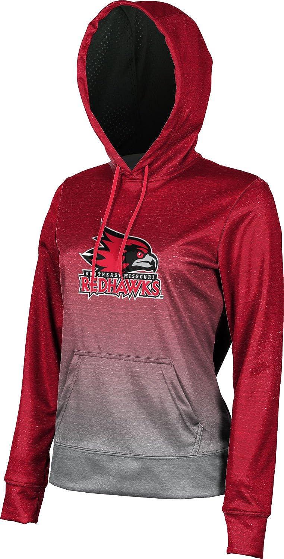 Ombre School Spirit Sweatshirt ProSphere Southeast Missouri State University Womens Pullover Hoodie