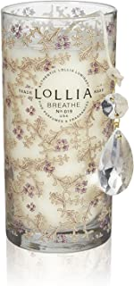 product image for LOLLIA Perfumed Luminary Candle, Breathe