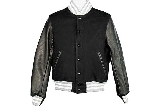 J Crew Golden Bear Sportswear Quilted Varsity Jacket B4387 Coat