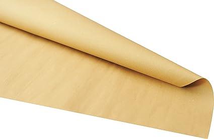 Carte Dozio pacchi da 12,5 kg piegati in 3 130 FG ca. Carta da pacco avana da 65 gr//mq in fogli F.to cm 100x150