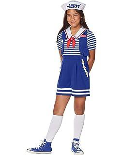 Amazon.com: Disfraz de Robin Scoops Ahoy para niños, incluye ...