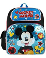 """Disney Mickey Mouse 12"""" Toddler Backpack"""