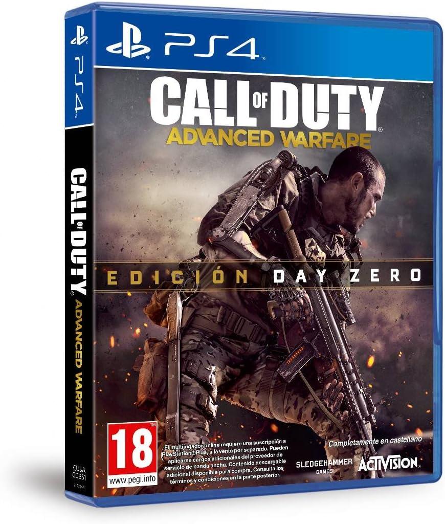 Call of Duty: Advanced Warfare - Edición Day Zero: Amazon.es: Videojuegos