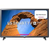 LG 80 cm (32 inches) 32LK616BPTB HD Ready LED Smart TV (Black)