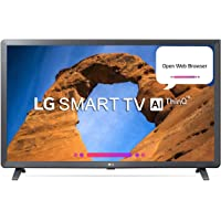 LG 80 cm (32 Inches) HD Ready LED Smart TV 32LK616BPTB (Grey) (2018 model)