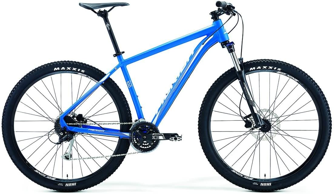 Merida Big.Nine 100 29 pulgadas Mountain Bike azul (2016), tamaño ...