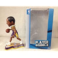 $199 » Kobe Bryant Los Angeles Lakers Pennant Base Purple Jersey Rare Bobblehead