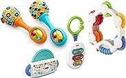Kit Diversão Musical, Fisher Price, Mattel