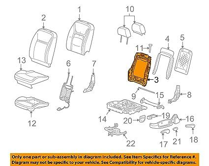 Pleasing Amazon Com Genuine Gm Frame Part 19123344 Automotive Wiring Cloud Hisonuggs Outletorg
