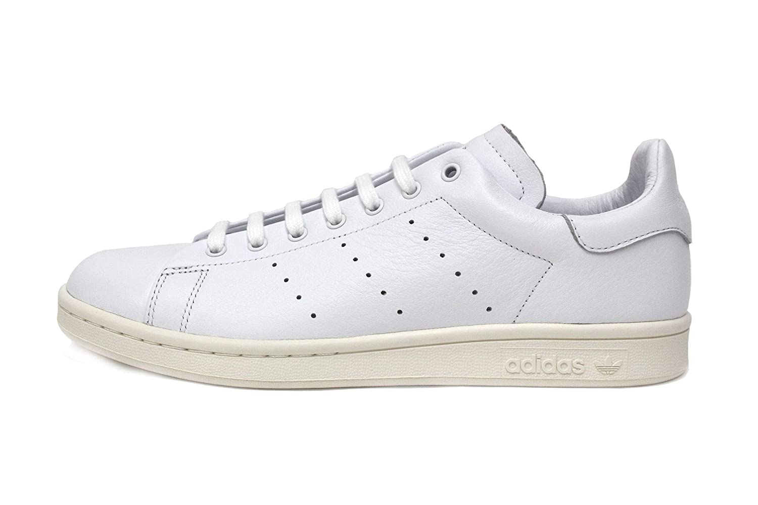 reputable site 84102 ae942 Amazon.com | adidas Stan Smith Recon Mens in Cloud White/Off ...