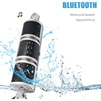 MASO MASO - Altavoz Bluetooth impermeable para manillar
