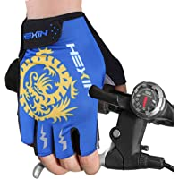 HEXIN Cycling Gloves Mountain Bike Gloves Road Racing Bicycle Gloves