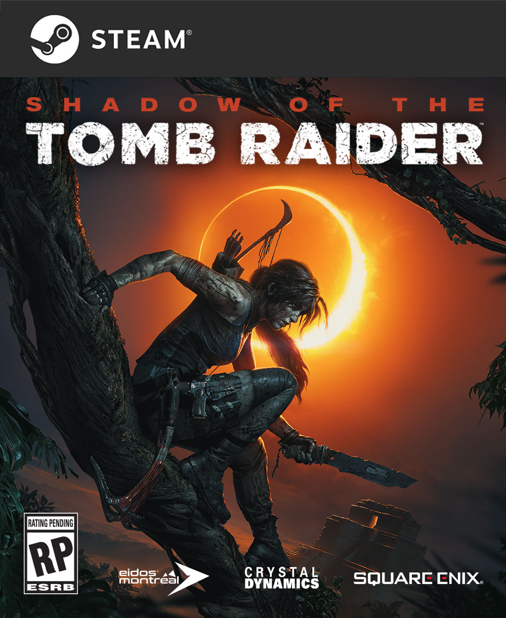 Software : Shadow of the Tomb Raider - Digital Standard Edition [Online Game Code]