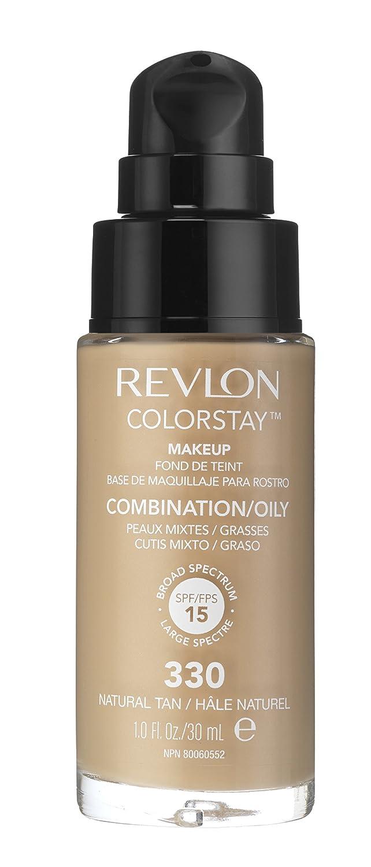 Amazon.com : Revlon Colorstay Pump Liquid Foundation, 330 Natural ...