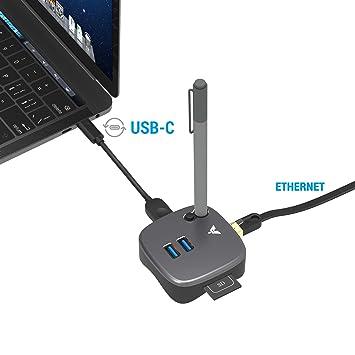 Amazon.com: MAKETECH Mini adaptador de USB tipo C para ...