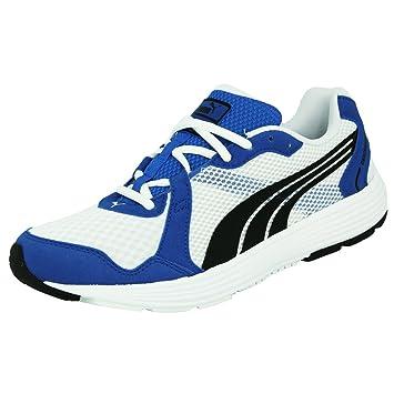 Descendant Bleu De V2 Puma Blanc Homme Ns Running Course Chaussures qGzpSVUM