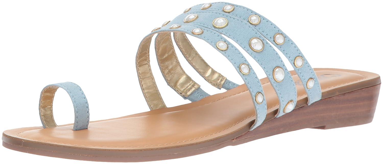 Carlos by Carlos Santana Women's Tori Slide Sandal B06XJ9WT32 10 B(M) US|Blue Napoli