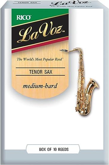#121 La Voz Bariton-Saxophon Starke Medium 10st