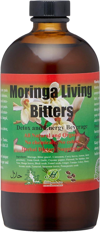 Herboganic Moringa Living Bitters