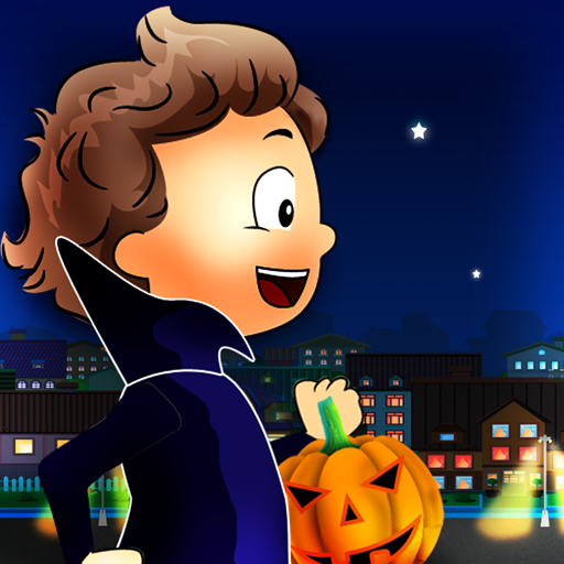 Trick or Treat : The Halloween Night Out for Candies - Free Edition -
