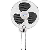 AVANT - Ventilador de Pared Oscilante - Conmovimiento Giratorio - 40 Cm, 45 W, 3…