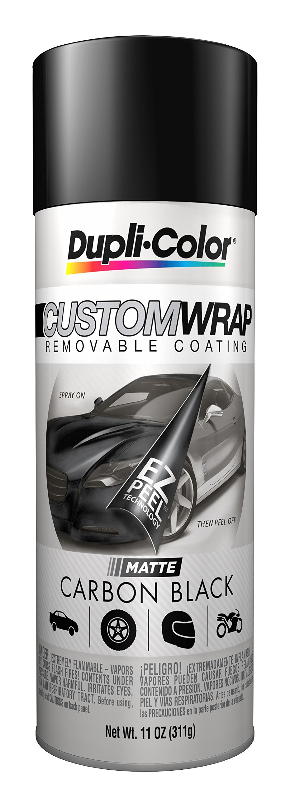 Dupli-Color CWRC794-6PK Custom Wrap Removable Coating - 11 fl. oz, (Pack of 6) by Dupli-Color