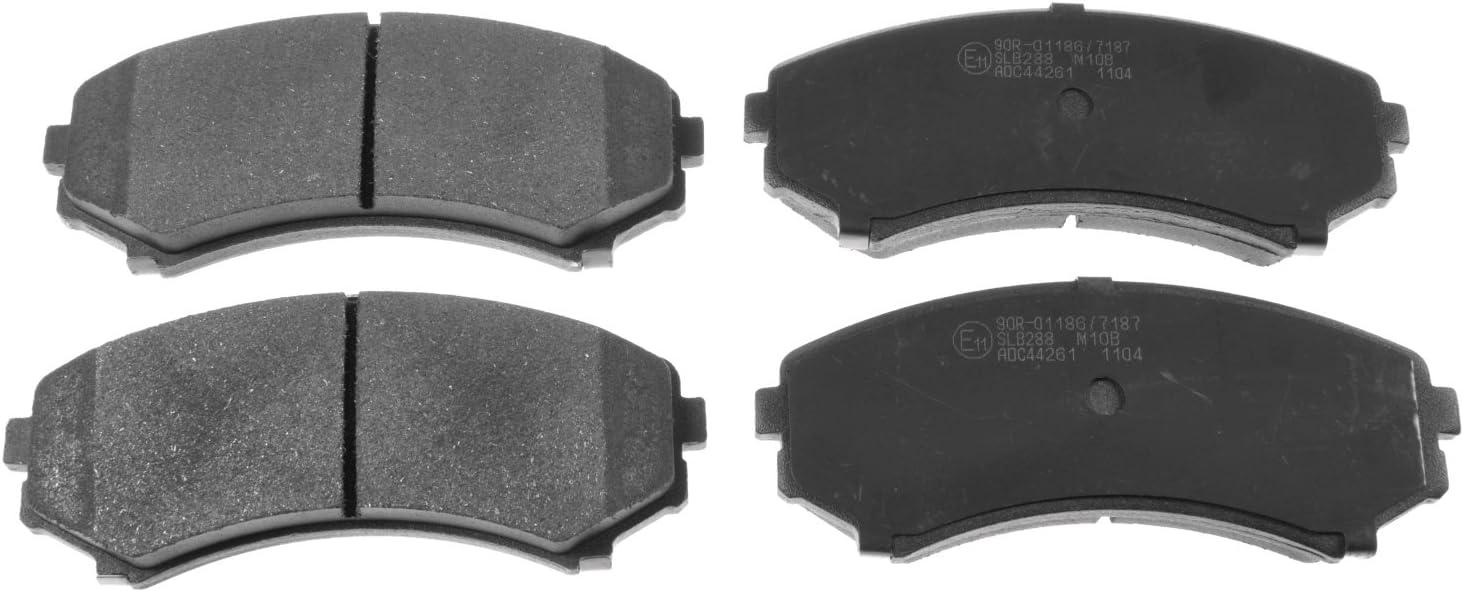 Blue Print ADT342133 Brake Pad Set pack of four
