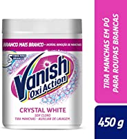 Tira Manchas Vanish Oxi Action Crystal White, 450g