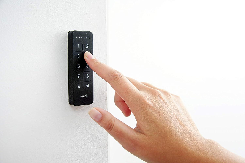 Nuki Keypad - Cerradura con código, Bluetooth, extensión para el Nuki Smart Lock: Amazon.es: Bricolaje y herramientas