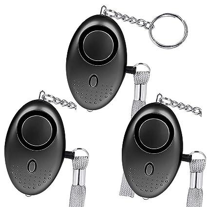 xelparucoutdoor alarma Personal, 130 dB defensa personal ...