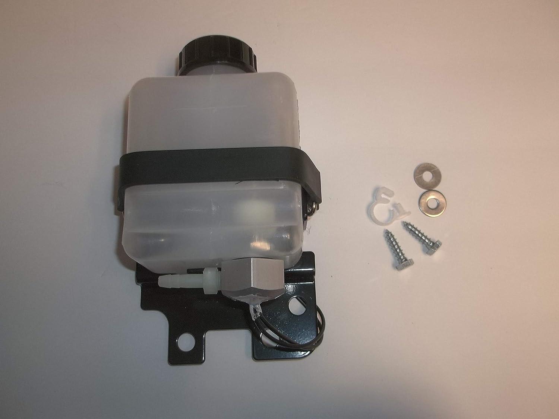 RPS Gear Lube Reservoir Bottle Alarm Sensor Bracket MerCruiser Alpha Bravo Oil