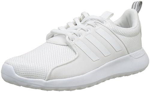 adidas Herren Cf Lite Racer Fitnessschuhe, Weiß Ftwbla/Onicla 000, 38 2/3 EU