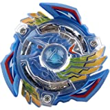 Magideal Burst System Metal Fusion 4D Victory Valkyrie.B.V B-34 Fight Spinning Top With Ripcord Launcher Set For Kids - Blue