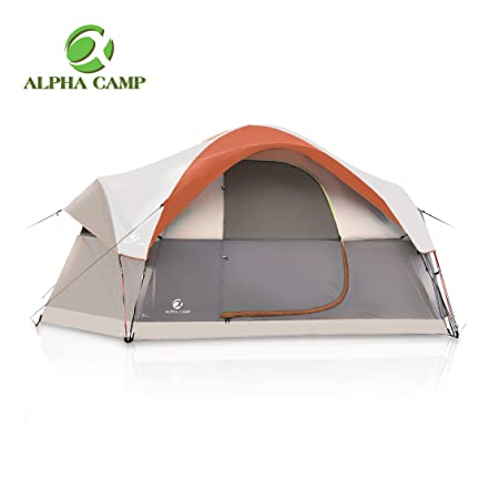 Review ALPHA CAMP Dome Family
