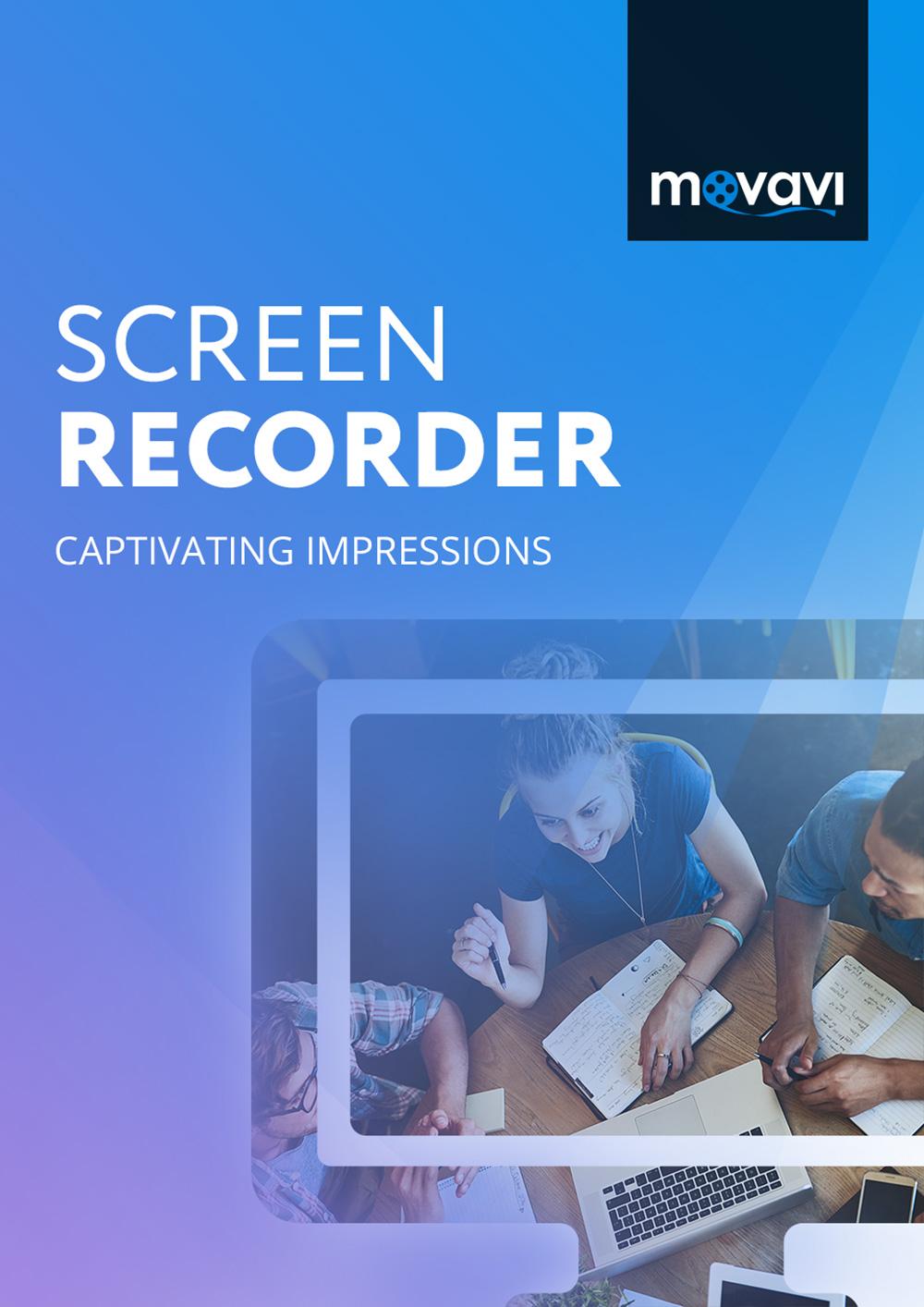 Movavi Screen Recorder 9 Home Edition [Download] by Movavi
