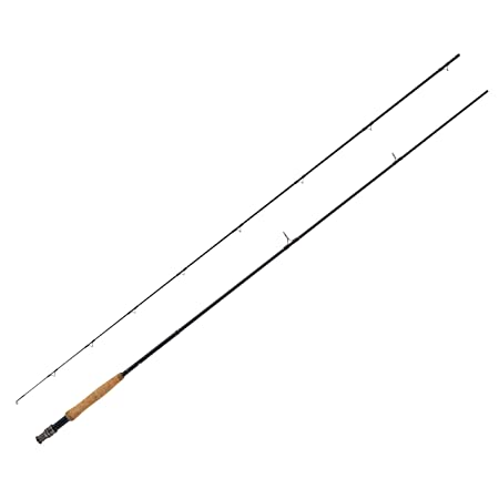 Eagle Claw Diamond Series Im-6 Graphite Fly Rod, 9 Length