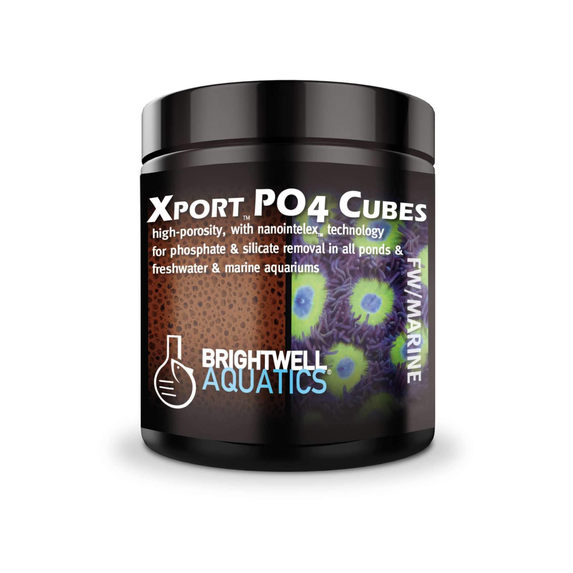 Brightwell Aquatics Xport-Po4 Cubes 250 ml