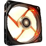 NZXT Technologies RF-FZ120-R1 NZXT FZ-120mm LED Airflow Fan Series Cooling Case Fan - Red