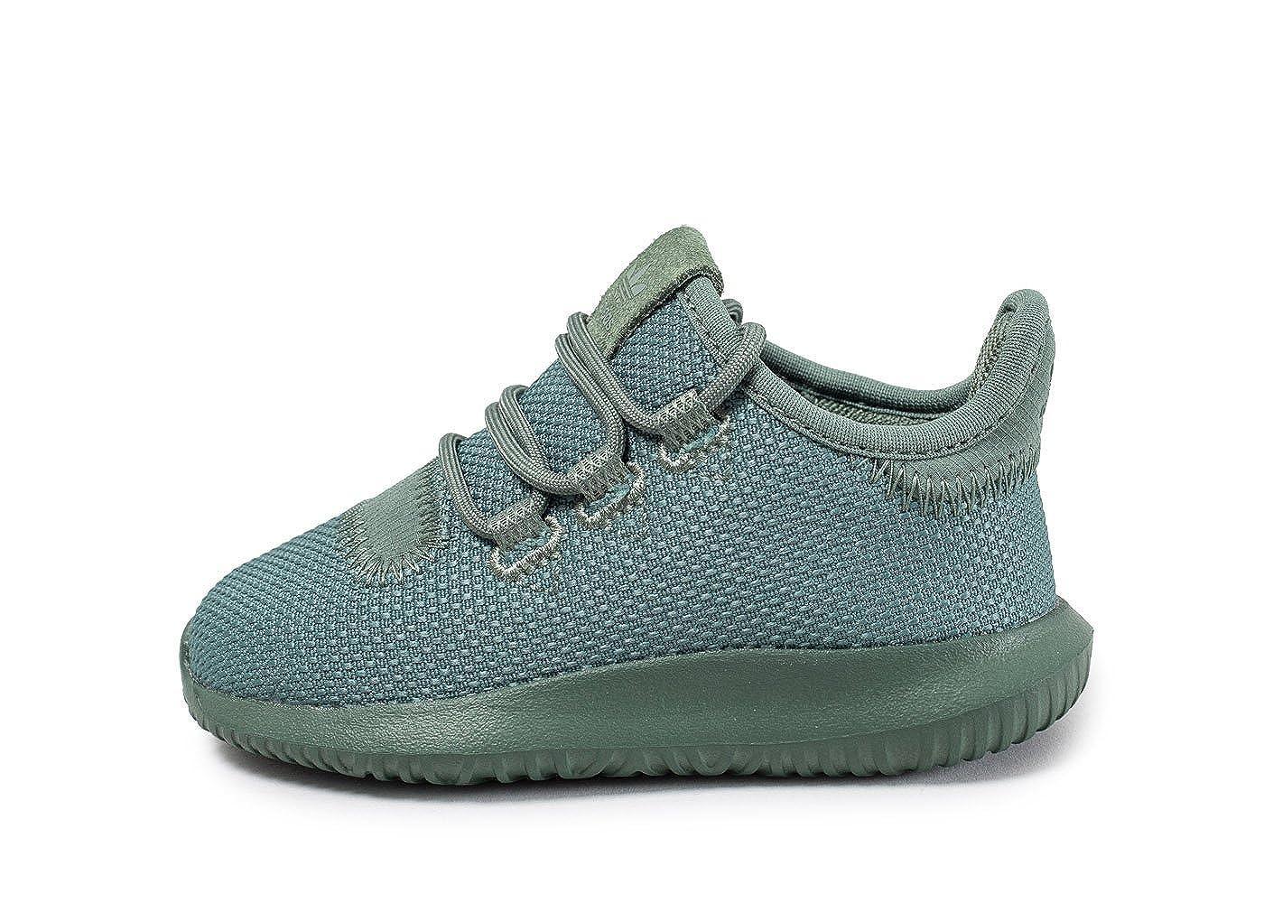 adidas Unisex Baby Tubular Shadow I Sneaker, Weinrot