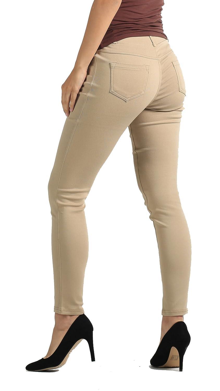 89461494c8b Top1  Conceited Premium Women s Jeggings - Stretch Denim Leggings - Skinny  Jeans